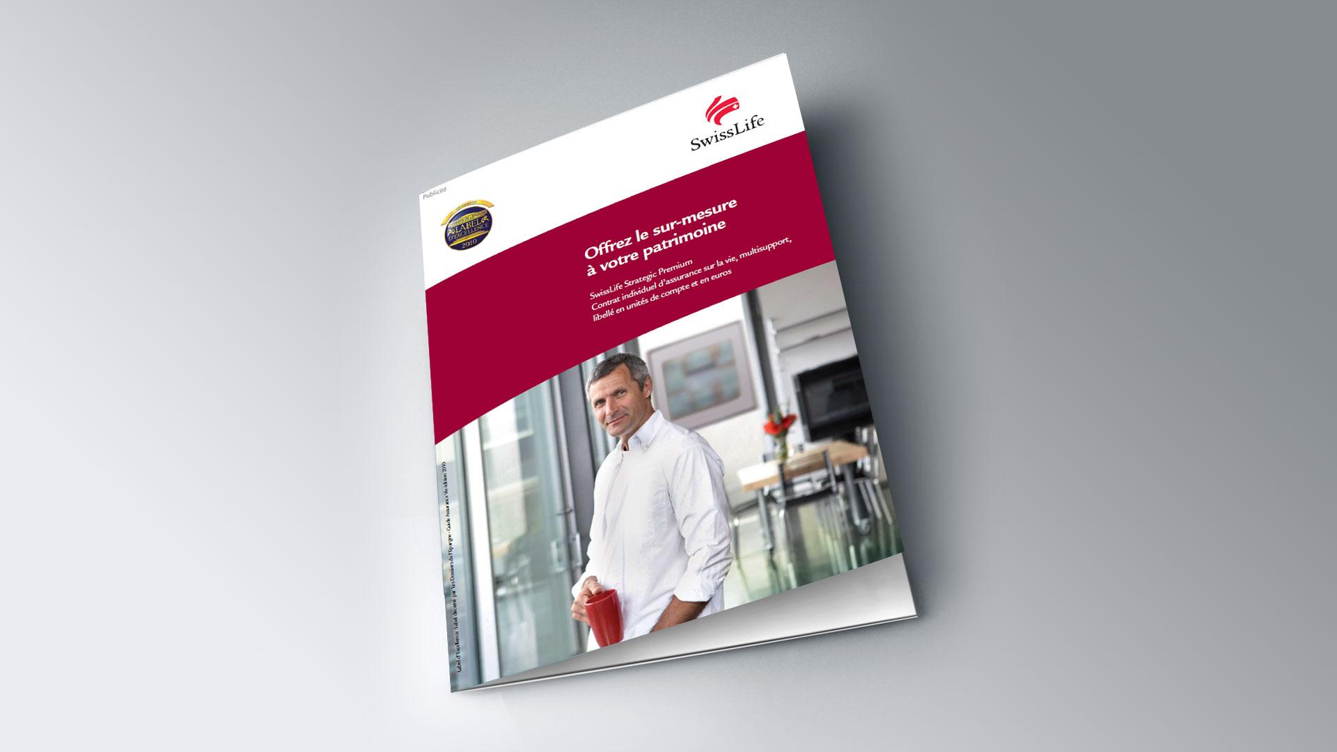 SwissLife – Brochure commerciale