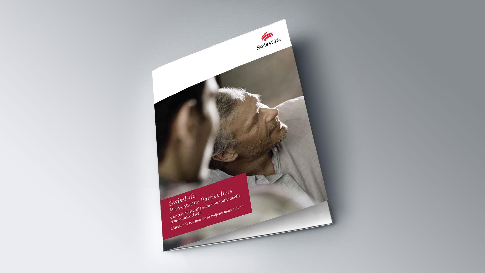 Swisslife – Brochure communicante