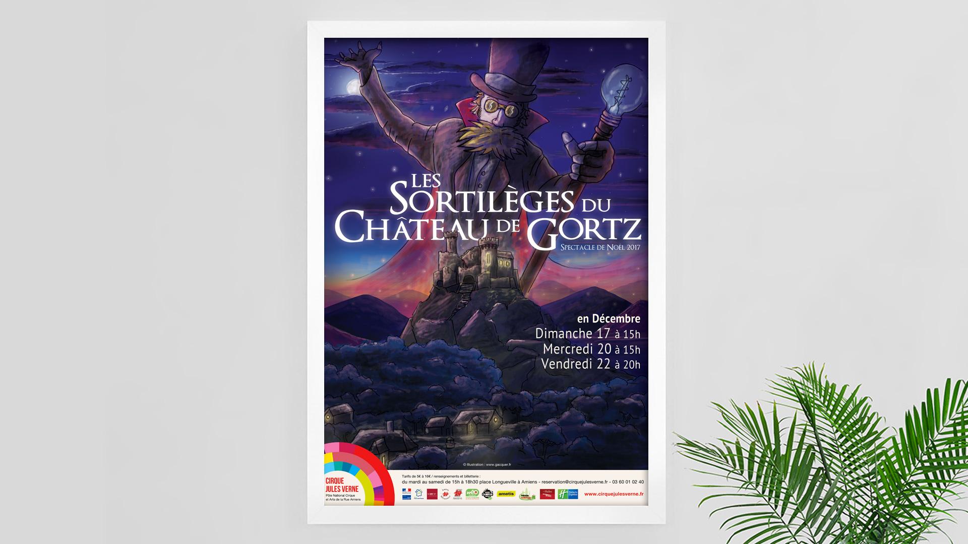Spectacle de Noël des écoles d'Amiens Métropole