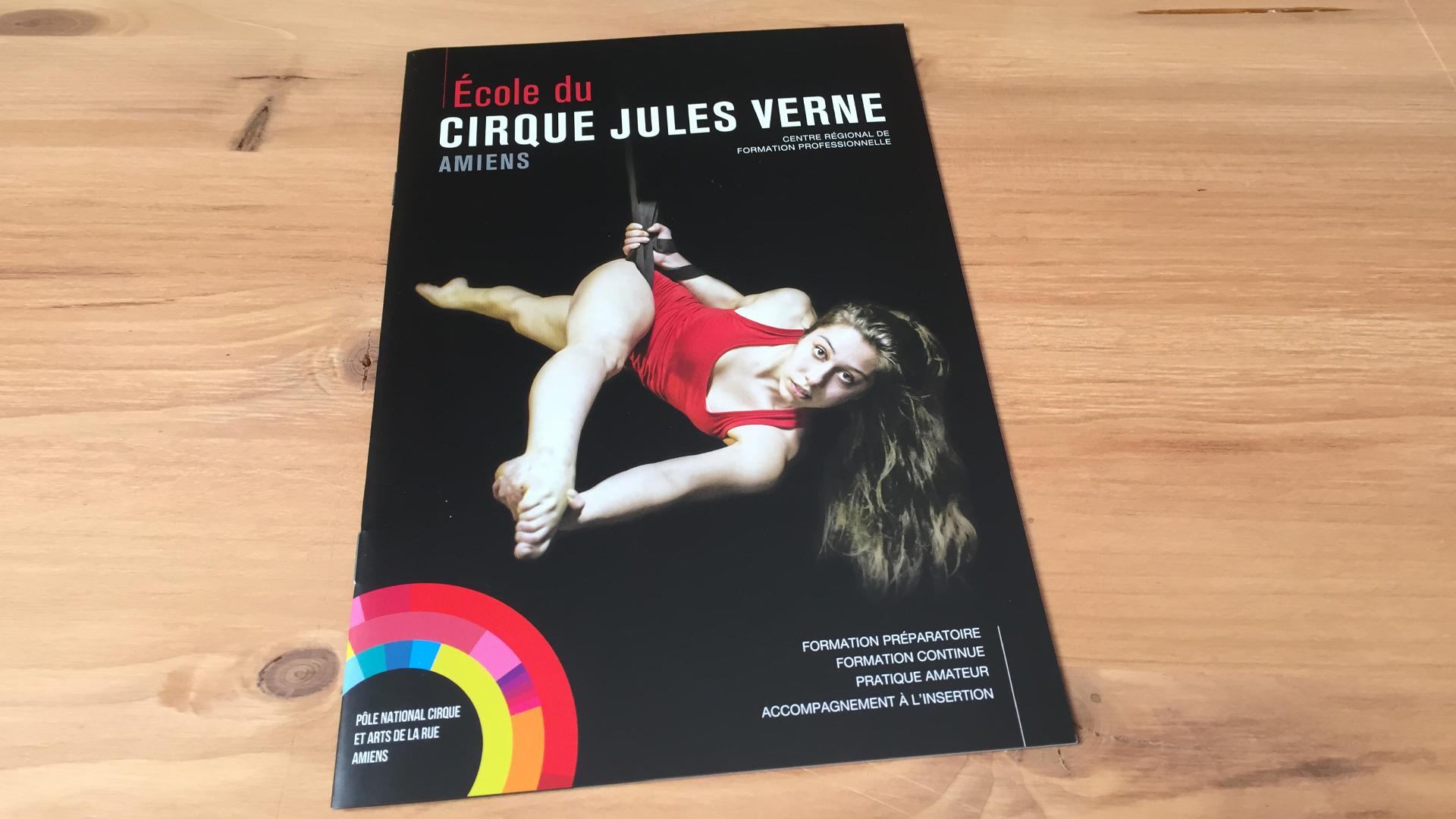 Ecole du Cirque Jules Verne – Amiens
