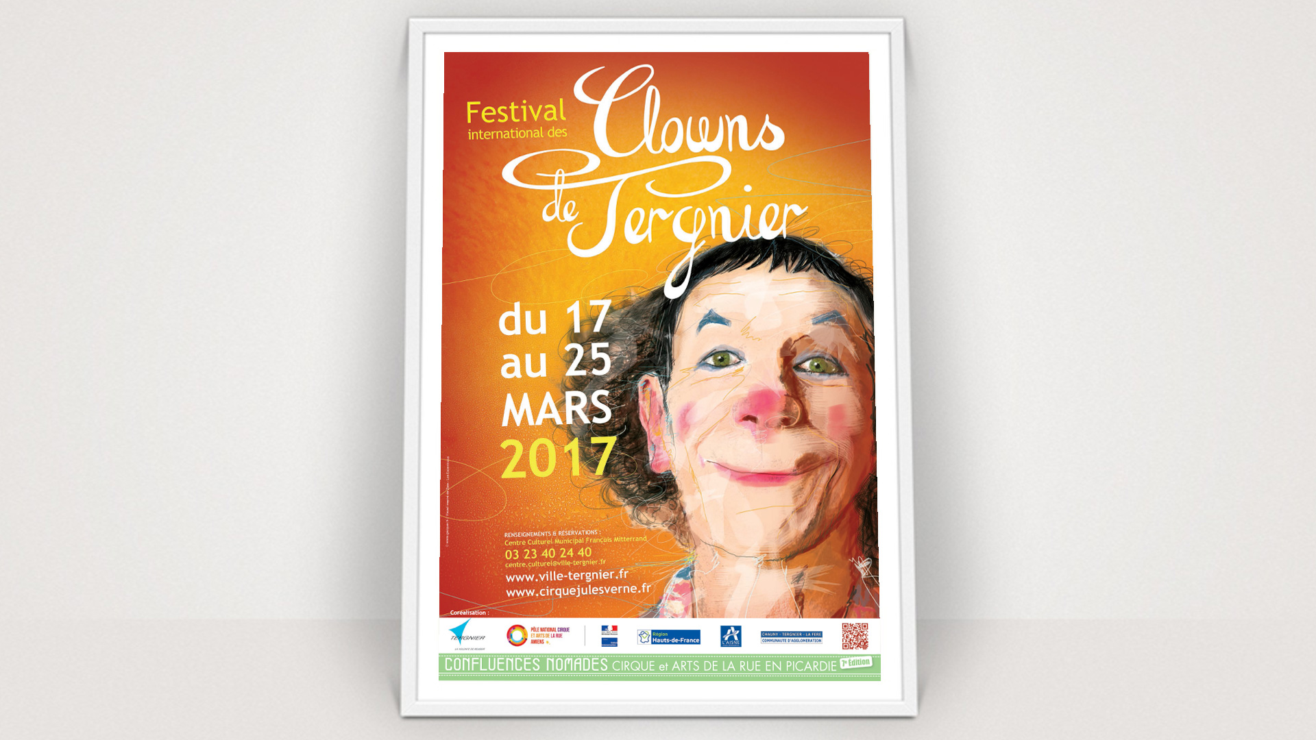 Festival International des Clowns de Tergnier 2017